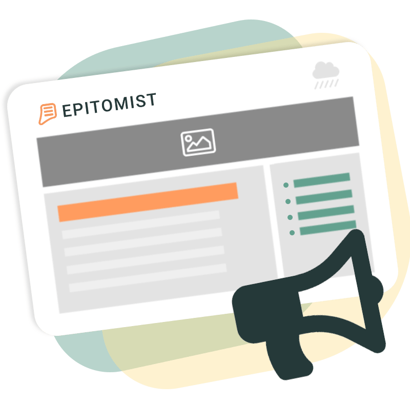 Epitomist - Blog