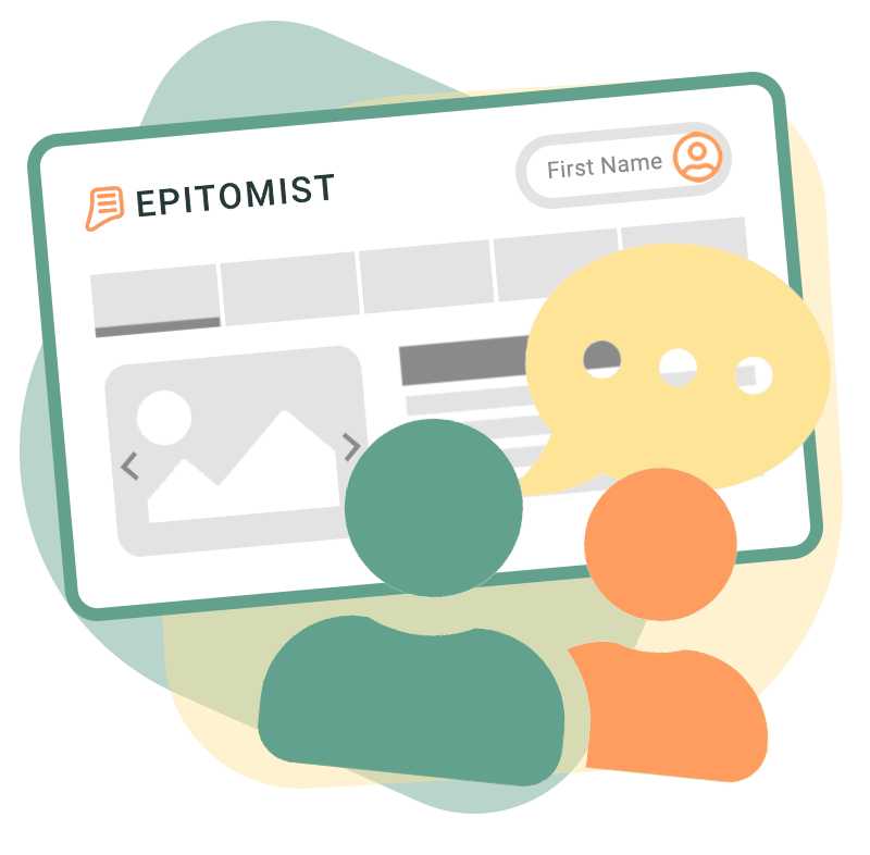 Epitomist - In-Depth Interviews